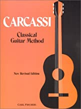 Carcassi Classical Guitar Method, New Revised Edition