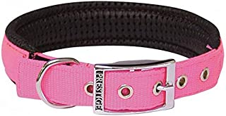 "Prestige Pet Products Soft Padded Collar, 1"" X 24"" (61Cm), Hot Pink"