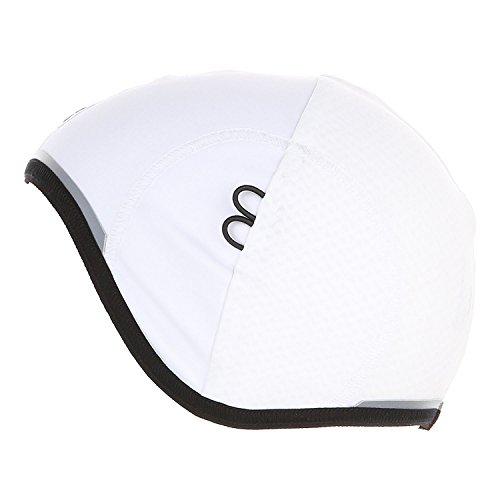 Assos fuguCap - Blanc panther Vêtements Vélo Homme blanc Taille I (53-58cm)