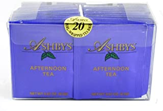 Ashbys Afternoon Tea Bags, 20 Count Box