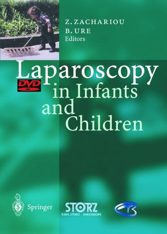 Laparoscopy in Infants and Children. DVD-ROM für Windows