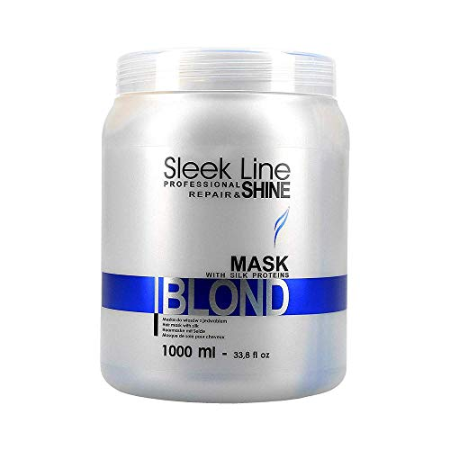 stapiz Sleek Line Blond Mask Atemschutzmaske–1000ml