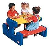 """little tikes 466800060 Kindertisch Funny XL &quotbunt"""" Spielzeug"""