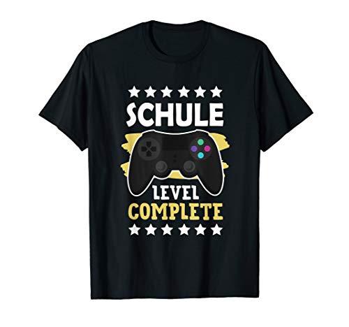 Schulabschluss Abitur Realschule Gesamtschule Hauptschule T-Shirt