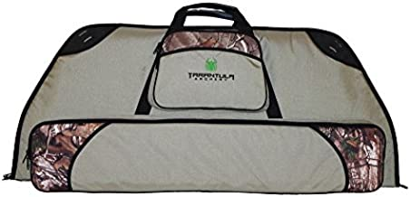 Sportsman's Outdoor Products Tarantula Single Bow Case with Tackle Box Stone (Camo/Mixed Color)
