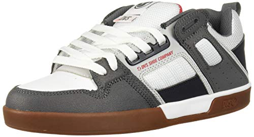 DVS Shoes Scarpe Comanche 2.0 + White Grey Navy New Nubuck (44 EU)