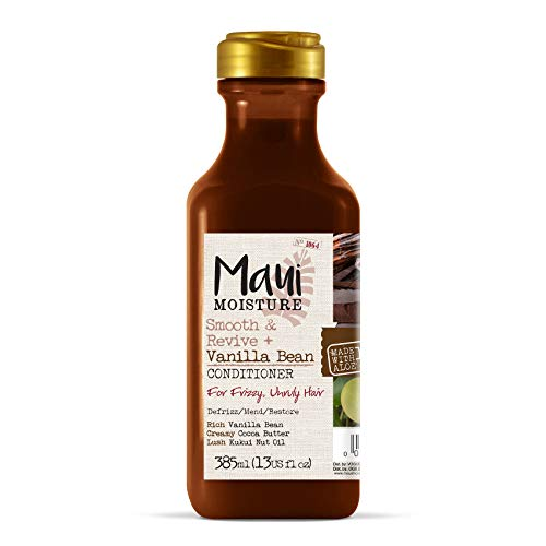 Maui Moisture Vanilla Bean Conditioner, 385 ml