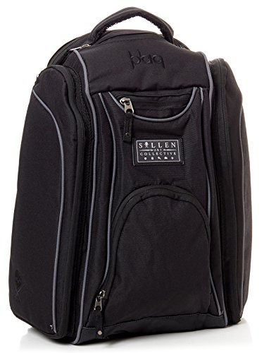 Sullen Art Collective Blaq Paq Drone Tattoo Travel Backpack Kit