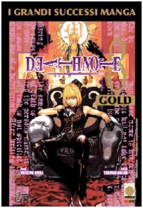 Death Note Gold deluxe