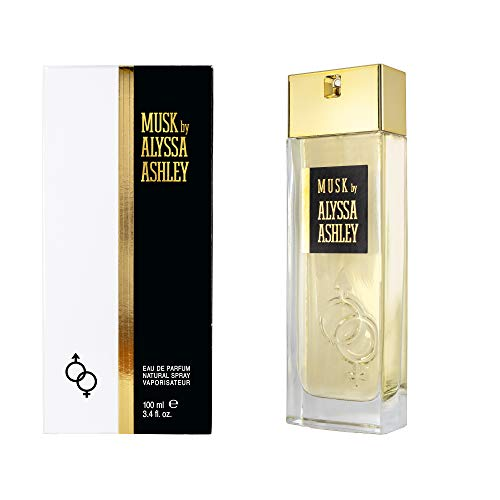 Alyssa Ashley Musk Agua de perfume Vaporizador 100 ml