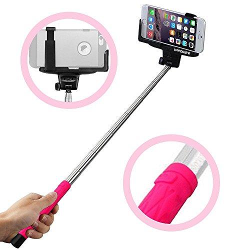 Selfie Stick,URPOWER Pro Self-Portrait Monopod Extendable Selfie Stick...