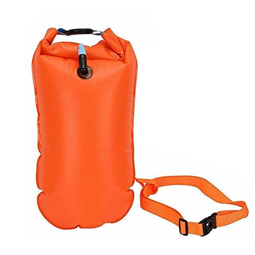 Bolsa seca impermeable, para natación, flotante, impermeable, para kayak, canoa, pesca, camping, snowboard