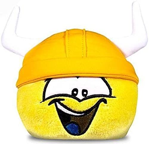 Disney Club Penguin 4 Gelb Pet Puffle with Viking Hat by Club Penguin