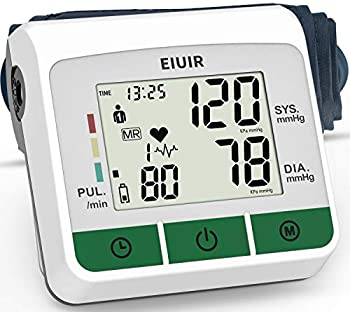 COLEBY Upper Arm Blood Pressure Monitor