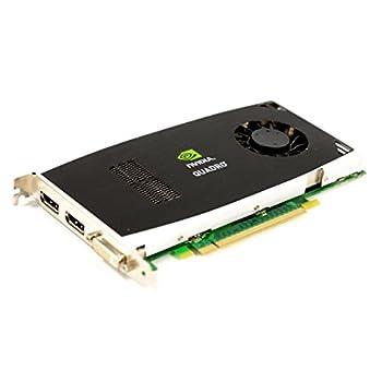 768MB HP nVIDIA Quadro FX1800 PCI-E 2-DP/DVI-I 508284-001 Graphics Card