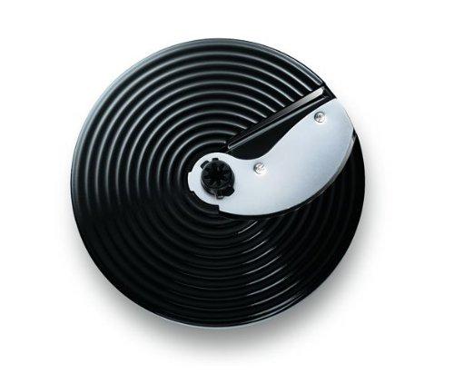 Philips HR7778/00 Küchenmaschine (1.300 Watt, inkl. Knethaken, Entsafter, Standmixer und Zitruspresse) schwarz/silber - 17