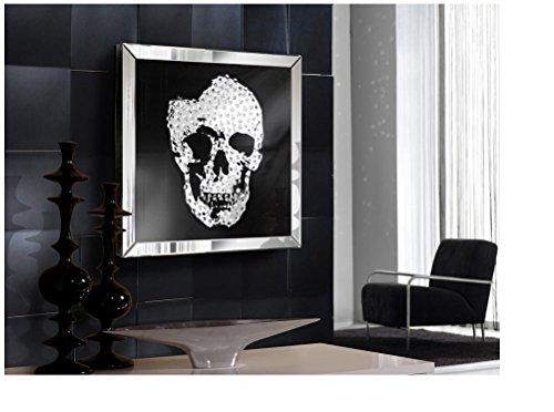 Schuller - Cuadros Decorativos - Espejo Skull
