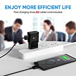 Adaptive Fast Charging Wall Charger Adapter Compatible Samsung Galaxy S6 S7 S8 S9 S10 / Edge/Plus/Active, Note 5,Note 8, Note 9,LG G5 G6 G7 V20 V30 ThinQ Plus EP-TA20JBE Quick Charge (2 Pack) 12 Fast charging compatible with: Samsung Galaxy S6/ S6 edge/ S6 Plus/ S6 Active/ S7/ S7 edge/ S7 Plus/ S7 Active/ S8/ S8 Plus/ S8 Active/ S9/ S9 Plus/ S9+/ S10/ S10 Plus/ S8/ S8+/ Note 8/ Note 9, LG G5 G6 G7 V20 V30 ThinQ plus and other quick charger 2. 0 ( QC2. 0 )Supported devices. ( Samsung fast charger ) Adaptive fast charge: adaptive fast charger Charge for 30 minutes, up to 50% battery level, 75% faster than standard chargers. Perfect design: Lightweight, compact design that fits your storage requirements. You can take it when you travel, make it easy to charger your smartphones specification: Input 100-240V/ output 9V = 1. 67a or 5. 0V = 2. 0a.