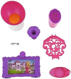 Barbie Malibu Dreamhouse - Replacement Parts Pieces Furniture Accessories