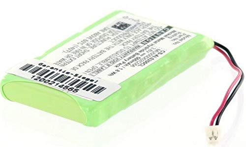 Batería Compatible con Teléfono Olympia Primus Answer con NiMH/3.6V/500mAh