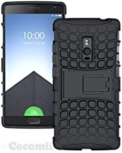 Cocomii Grenade Armor OnePlus 2 Case New [Heavy Duty] Premium Tactical Grip Kickstand Shockproof Hard Bumper Shell [Military Defender] Full Body Dual Layer Rugged Cover for OnePlus 2 (G.Black)