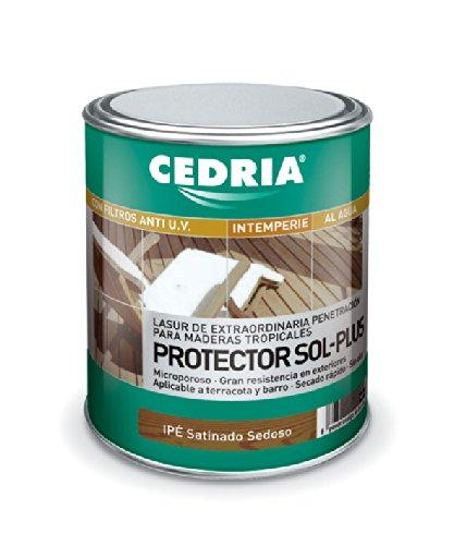 CEDRIA PROTECTOR SOL PLUS IPE 4 L
