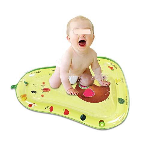 Tapis de jeu aquatique Gonflable Tummy temps eau Mat Enfants Avocat Tapis de jeu le développement des jeunes Baby Activity Centre Tapis de jeu sensoriel Jouets for bébé nouveau-né et enfants en bas âg