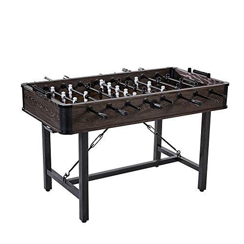 Lancaster Gaming Company Loxley 56 Inch Game Room Arcade Foosball Table