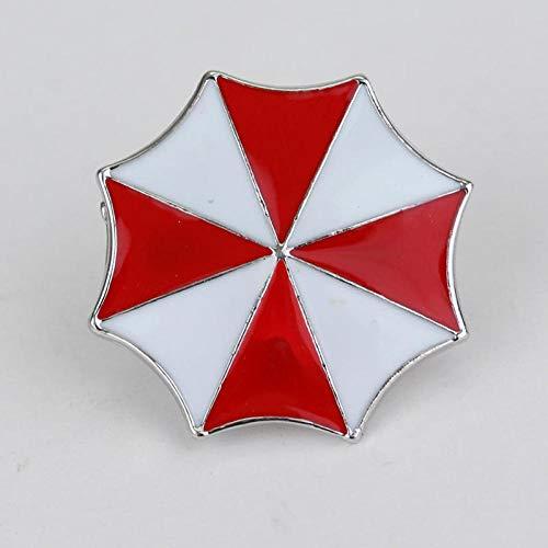 youjiu Dekoration Geburtsta Geldgeschenkeabzeichen, Regenschirm, Abzeichen