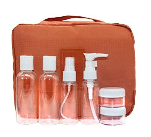 Exquis cosmétiques bouteilles Bouteille d'applicateur-04(Ensemble de sept)