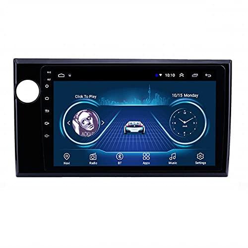 WHL.HH para Ho n da BRV 2015-2018 Estéreo Carro GPS Navegación Sistema Satélite Navegador Jugador Rastreador Bluetooth Auto Radio FM Radio Tocar Pantalla