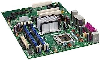 لوحة كمبيوتر مكتبي Intel BOXDG965SSCK G965 LGA775 DC Max 8 جيجا DDR2 1066MHZ PCIE16 GBE VGA SND