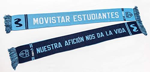 Movistar Estudiantes Bufanda 20-21, género, Azul, Talla única