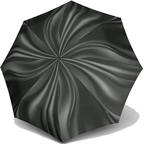 Knirps T.200 Medium Duomatic Regenschirm Taschenschirm T200 Auf-Zu Automatik sturmfest bis 140km/h supernova rock