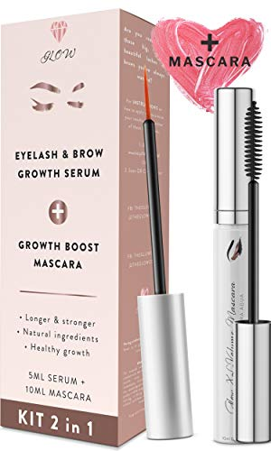 FORMULA GANADORA 2020 Serum pestañas 5ml + 10ml Mascara