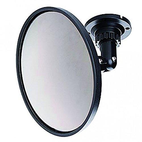 High-Tech 610401-Telecamera di sorveglianza con foro di Spilla integrato, colore: nero