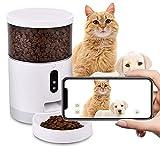 Viugreum Distributore Automatico Cibo per Cani e Gatti...