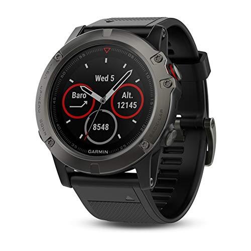 Garmin fenix® 5X Sapphire Multi-Sport GPS Watch, One Size