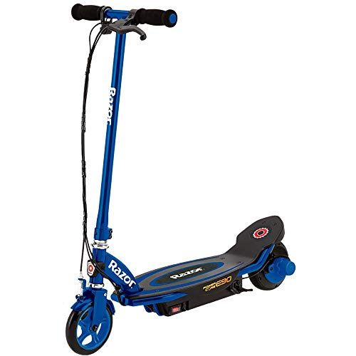 Patiente eléctrico Razor Powercore E90 Scooter eléctrico, Unisex-Youth, Azul, One Size