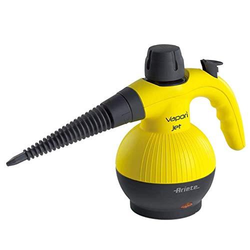 L/&WB Piroscafo Ad Alta Pressione per Uso Domestico con Pulitore Portatile con Accessori A 9 Pezzi per La Rimozione delle Macchie Yellow Unknown