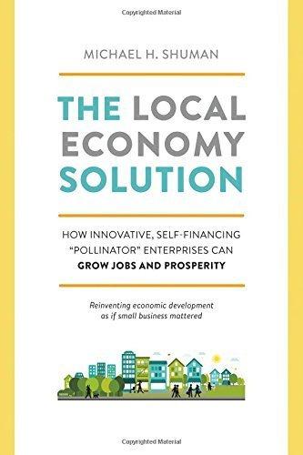 L' economia locale soluzione di Michael Shuman (2015–08–20)