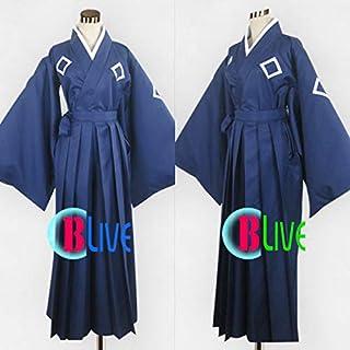 ●●サイズ選択可●●L0830LAL コスプレ衣装 結界師 けっかいし 墨村良守 すみむらよしも 女性LLサイズ