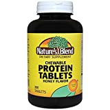 Protein Tablets Honey Flavor 200 Tabs
