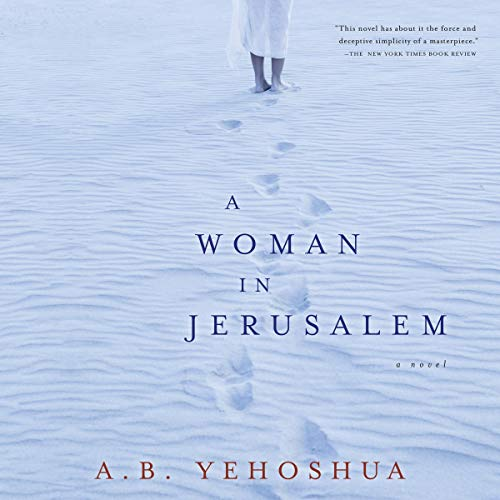 A Woman in Jerusalem cover art
