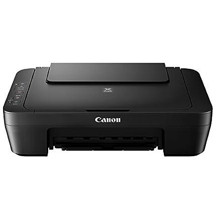 Canon PIXMA MG2550S - Impresora Multifuncional de inyección de tinta, Negra