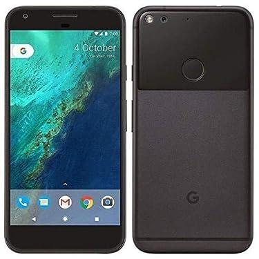 Google Pixel XL G2PW210032GBBK Factory Unlocked Smartphone, 32GB, 5.5-Inch Display - U.S. Version (Quite Black) (Renewed)