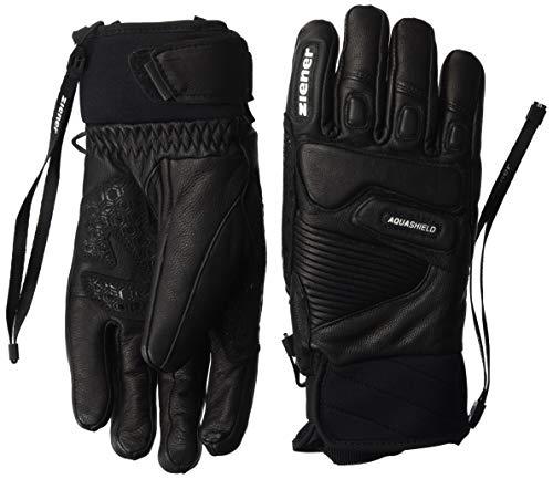 Ziener Kinder LISOR AS(R) JUNIOR Glove Race Ski-Handschuhe, Black, 5,5