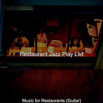 Music for Restaurants (Guitar)