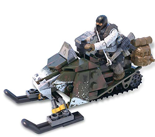 Mega Construx Call of Duty Moto de nieve exploradora