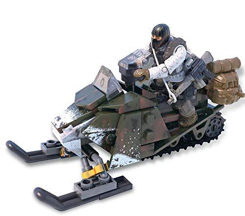 Mega Construx Call of Duty Moto de nieve exploradora